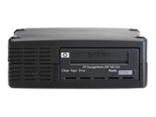 HP StorageWorks DAT 160 80 GB/160 GB External Tape Drive-Q1588A#