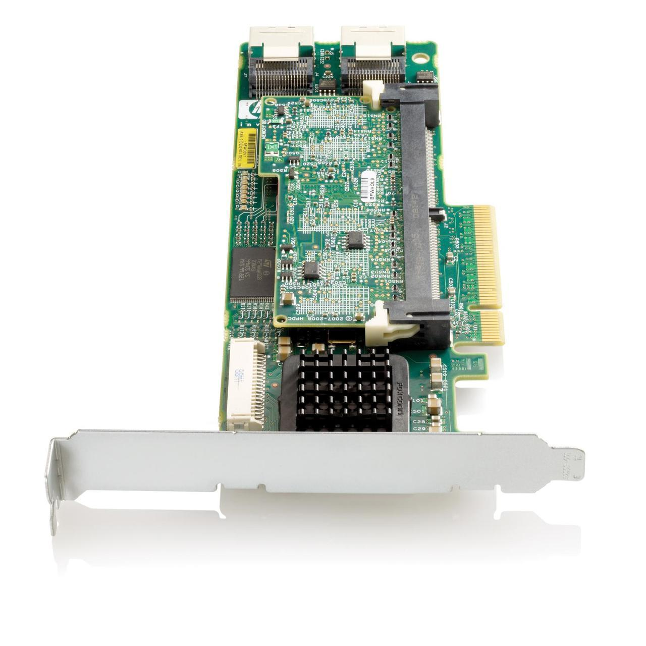 HP Smart Array P410/256 2-ports Int PCIe x8 SAS Controller
