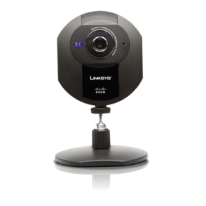 WVC54GCA Wireless-G Internet Home Monitoring Camera