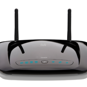 WRT160NL Wireless-N Broadband Router with Storage Link