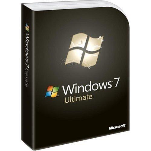 Windows 7 Ultimate Upgrade