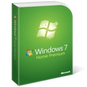 Windows 7 Home Premium Upgrade