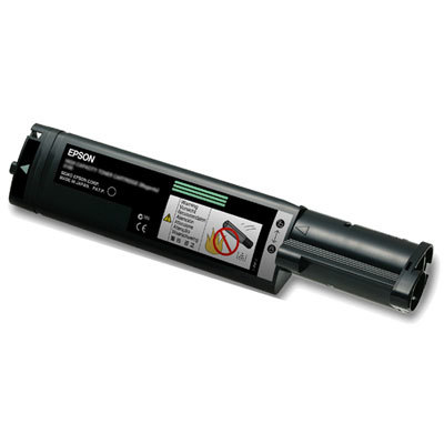 Epson S050167 Black Toner Cartridge for EPL 6200 6200L