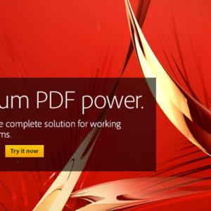 Adobe Acrobat XI Professional v11.0