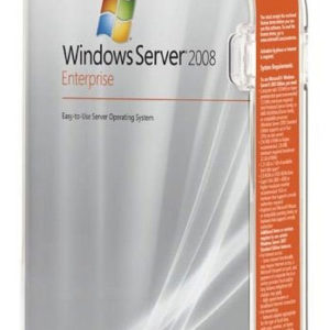 Microsoft Windows Server 2008 R2 Enterprise - 25 Users