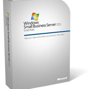 Microsoft Windows SBS 2011 Essentials - 25 Users