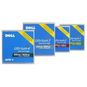 Dell LT04 Tape Cartridge 5-Pack (kit)