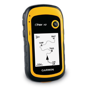 Garmin eTREX 10 Worldwide or Arabic options available