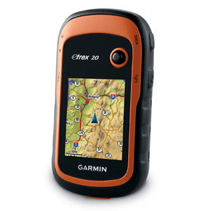 Garmin eTREX 20 Worldwide or Arabic