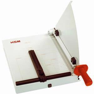 HSM CA3625 Guillotine or Cutting Machine A4+