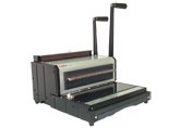 Comix B2920 Manual Wire Binding Machine