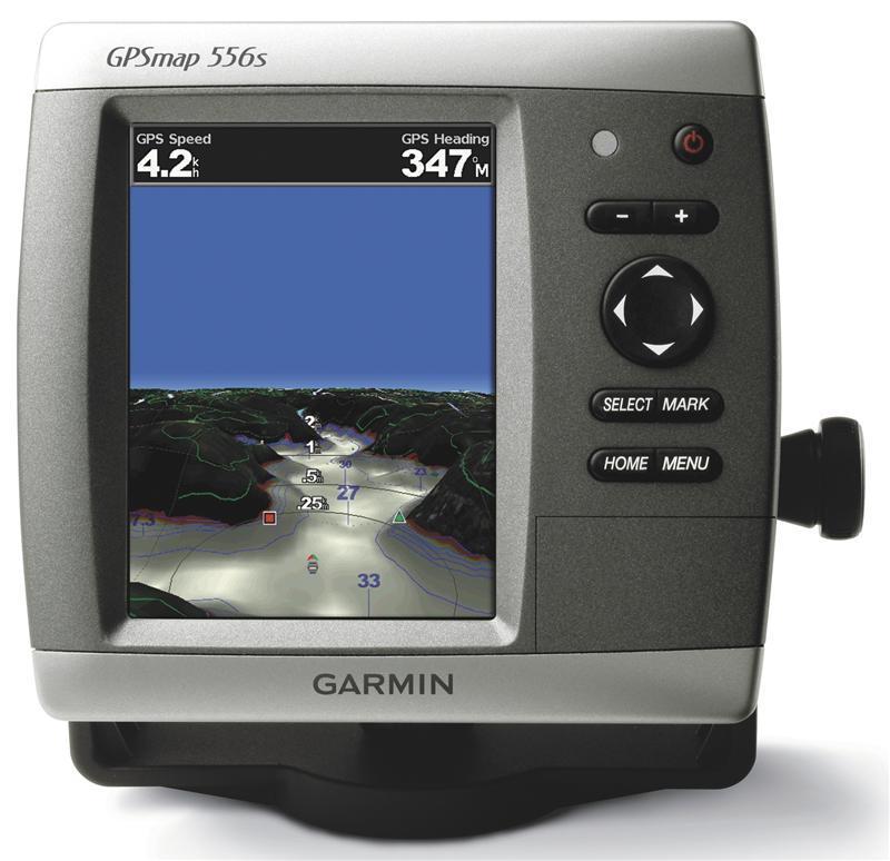 Garmin GPSMAP 556s
