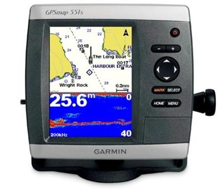 Garmin GPSMAP 551s