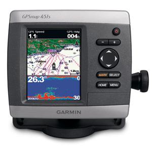 Garmin GPSMAP 451s