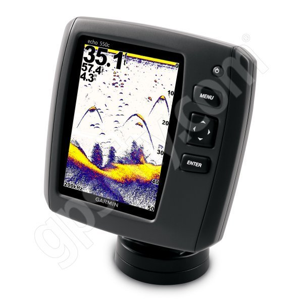 Garmin echo 500c Stand alone Fishfinder