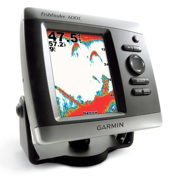 Fishfinder 400C