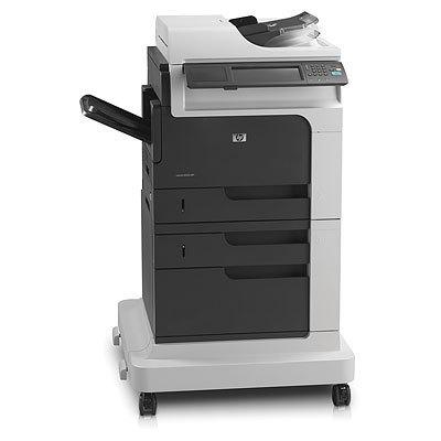 HP LaserJet Enterprise M4555f Monochrome Multi Function Printer with fax