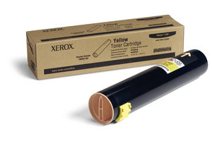 106R01162 Yellow Toner Cartridge, Phaser 7760