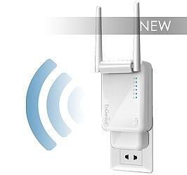 EnGenius 11b/g/n 300 Mbps Universal Repeater/Range Extender