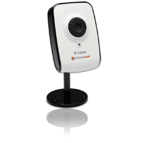 DCS-910 IP Camera with 30FPS Speed, support UPnP