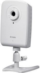 "DCS-1100L IP camera with ""Go & See"" support, 1 lux CMOS sensor"