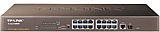 16+2G Gigabit-Uplink Web Smart Switch
