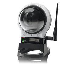 Wireless-G PTZ Internet Camera with 2-Way Audio