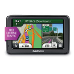 Garmin Nuvi 2455 Without Data