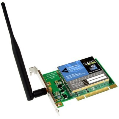 Wireless-G PCI Card 802.11g