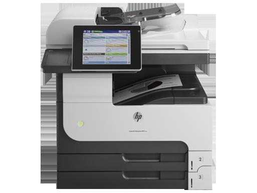 HP A3 LaserJet Enterprise 700 MFP M725dn CF066A#BGJ