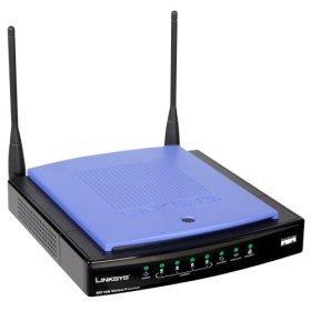Wireless-N Broadband Router