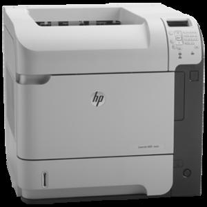HP LaserJet Enterprise 600 M602X CE993A Duplex Network Printer