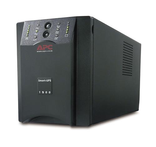 APC Smart-UPS 1500VA 1.5 KVA USB & Serial 230V