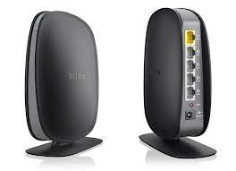 Belkin SURF N300 Wireless N Router F9K1002as