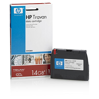 HP colorado QIC tapes (C4436A)