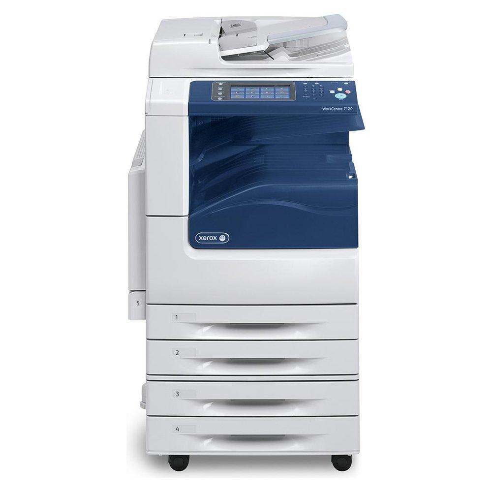 WorkCentre 7125 A3 Tabloid color laser multifunction printer