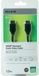 BELKIN CABLE HDMI TO HDMI-1.5 MTR