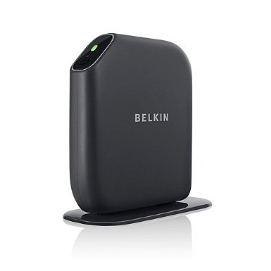 BELKIN ROUTER WIRELESS PLAY MAX- GIGA PORTS + USB SHARE