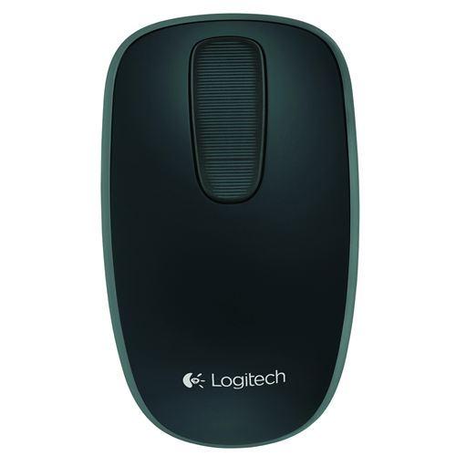 LOGITECH MOUSE WIRELESS - T400 ZONE TOUCH -BLACK
