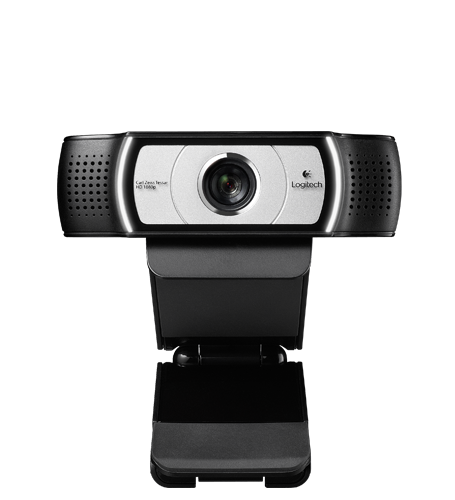 LOGITECH WEBCAM C930e with HD 1080p Video and 90-degree Field of View