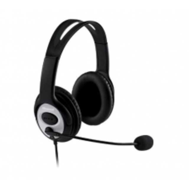 MICROSOFT HEADSET WIRED LIFE CHAT LX-3000- USB
