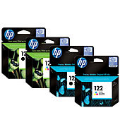 HP PRINTER CATRIDGE 122 BLACK