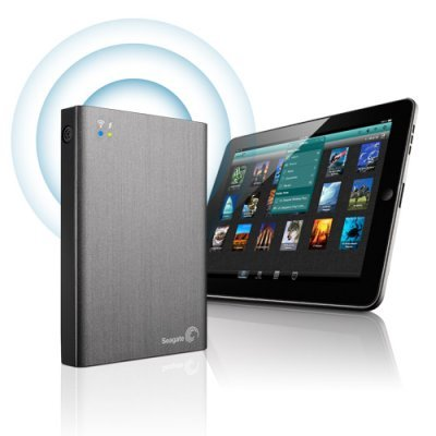 SEAGATE WIRELESS PLUS WIFI 1 TB