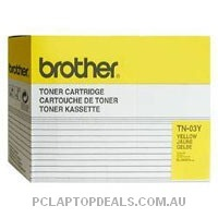 HL-2600 Yellow Toner TN-03Y