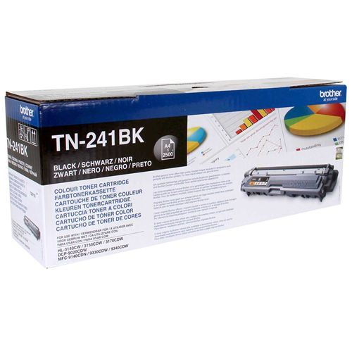 HL-3140CW Standard Yield Black Toner Cartridge
