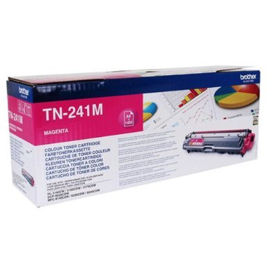 HL-3140CW Standard Yield Magenta Toner Cartridge