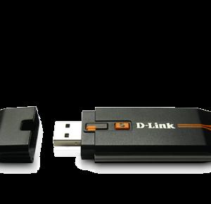D-Link DWA-125 Wireless 150 USB Adapter