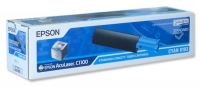 AcuLaser C1100 Standard Capacity Cyan Toner (1,500 pages*)