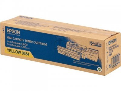 AcuLaser C1600 Yellow High Yield Toner (2700 pages*)