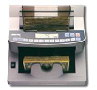 MAGNER CURRENCY COUNTER with ultra violet detection.